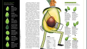 O Abacate Arrasa! Matéria Saúde é Vital (Julho 2019)