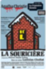 Affiche-LA-SOURICIÈRE-Frederic_ROSE_De