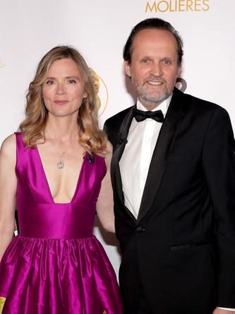 Isabelle Carré et Jean-Marc Dumontet