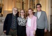 Kean. De gauche à droite : Alain Sachs, Sophie Bouilloux, Justine Thibaudat, Jacques Fontanel