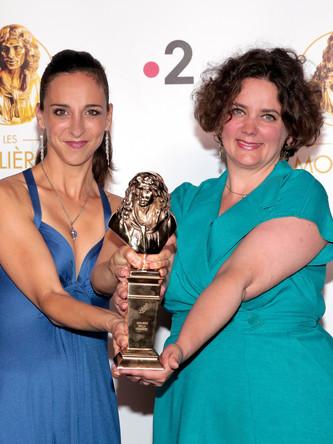 Eléonore Joncquez et Camille Kohler