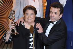 Marguerite Gourgue et Hervé Devolder, Molière du Spectacle musical pour Chance !