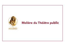 moliere theatre public