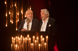 François Berléand et Pierre Arditi