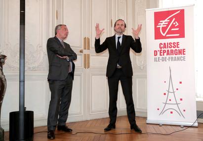 Thomas Levet et Jean-Marc Dumontet