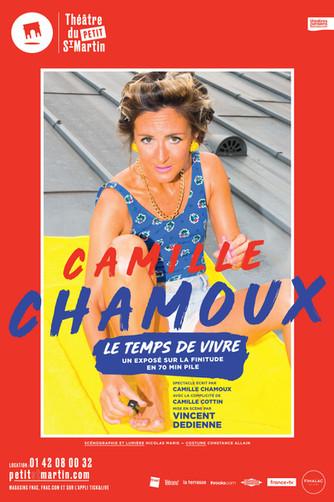 Camille Chamoux – Le temps de vivre