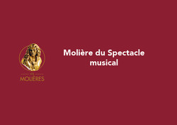 moliere spectacle musical