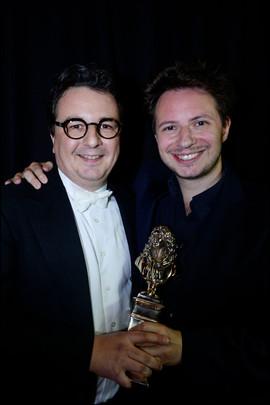 Stéphane Engelberg et Sébastien Azzopardi
