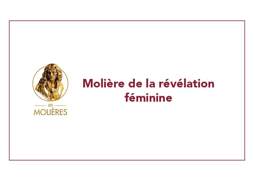 moliere revelation feminine