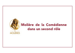 moliere comedienne second role
