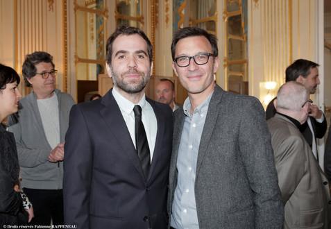 Le Prénom : Sebastien Castro et Alexandre de la Patellière