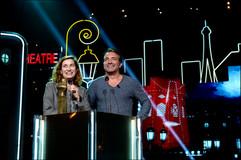 Emmanuelle Devos et Jean Dujardin