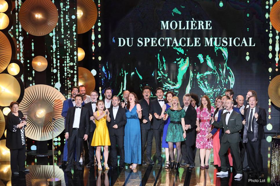 Chance !, Molière du Spectacle musical