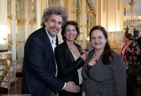 Un Coeur simple : Xavier Lemaire, Charlotte Rondelez, Isabelle Andréani