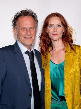 Charles Berling et Audrey Fleurot