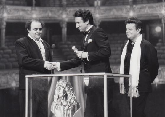 cérémonie 1987