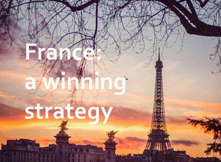 Η Γαλλία αντιστάθηκε καλύτερα από τους Ευρωπαίους εταίρους της!