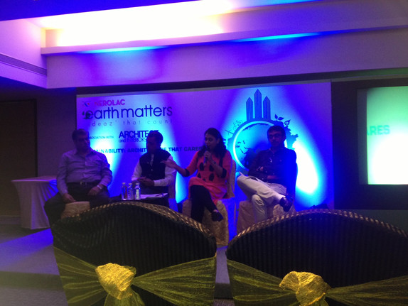 Kanika is invited to be one of the panelists in a discussion about 'Sustainability' organised by Ner