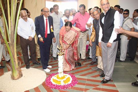 Gujarat Chief Minister inaugurates our project - Aastha