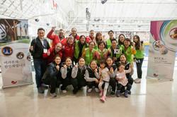 KCCA, Pinty's, Team Kim