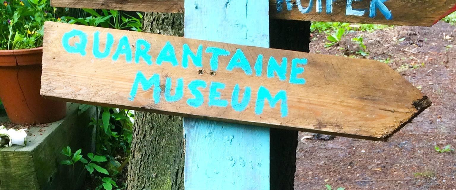 Quarantaine Museum