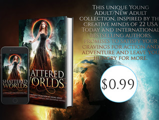 Shattered Worlds! 23 YA stories in one book!