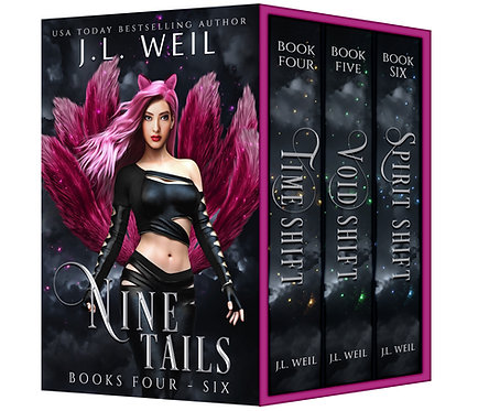 Nine Tails book 4-6