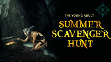 YA Summer Scavenger Hunt is underway!