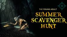 YA Summer Scavenger Hunt is underway!