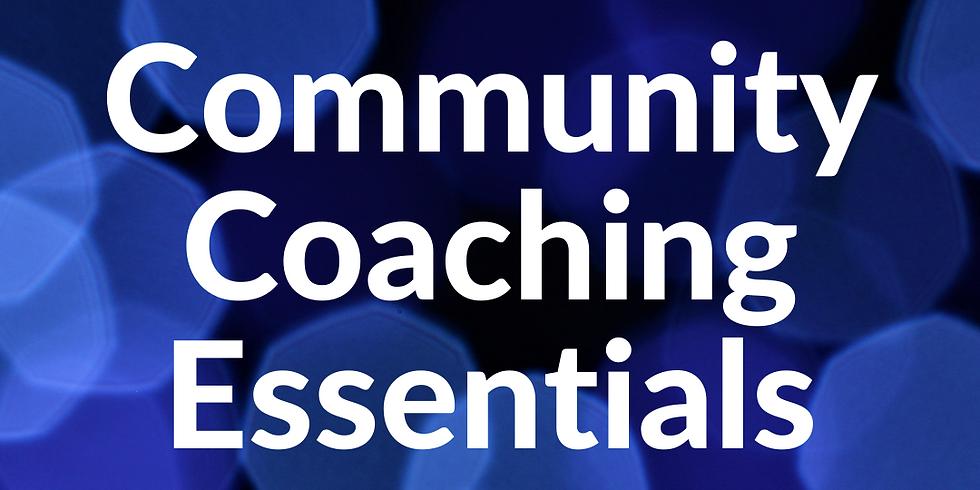 Community Coaching Essentials