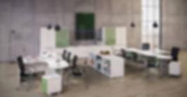 Area Operativa para Oficina