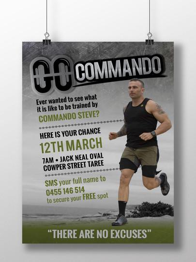 Go Commando