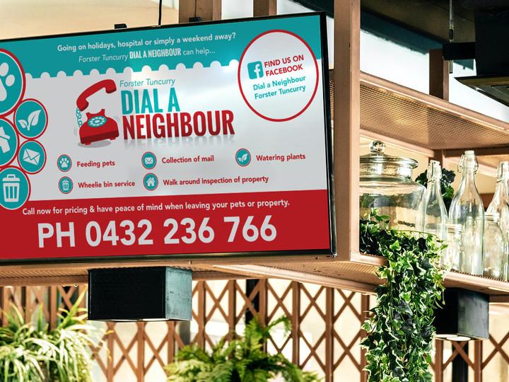 Dial a Neighbour
