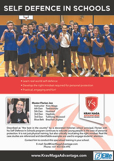 09g Seminars - KMA - Self Defence In Sch