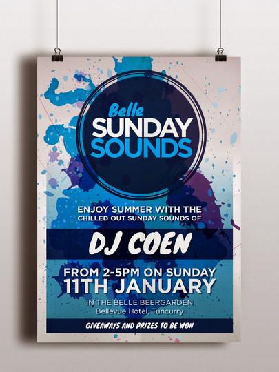 Belle Sunday Sounds