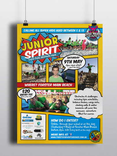 Junior Spirit