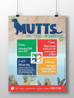 Mutts on the Manning