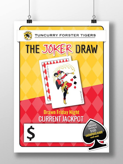 The Joker Draw
