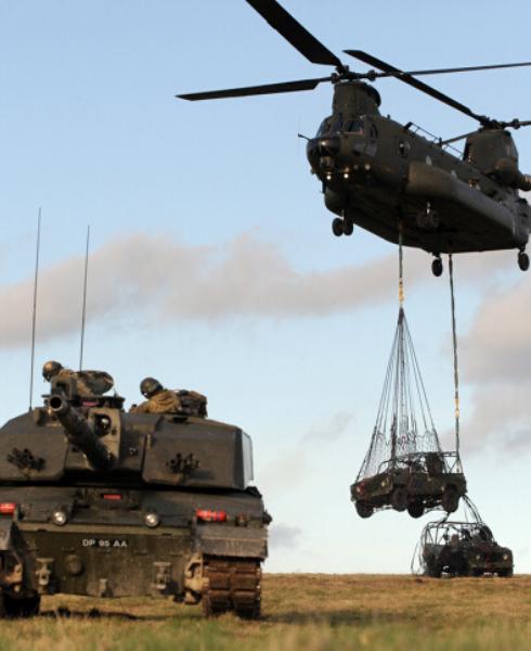 stephen mccomb defence sales training