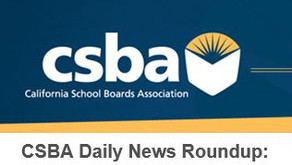 CSBA Daily News Roundup: Enrollment down, absences up