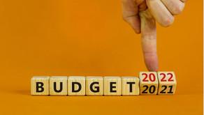 California 2021-22 Budget