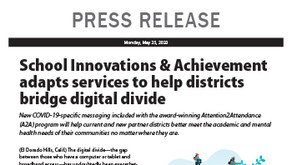 SI&A adapts services to help districts bridge digital divide