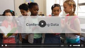 Conferencing Data: Motivate, Intervene, Connect