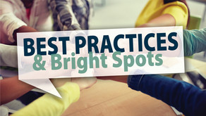 Promising Practices & Bright Spots