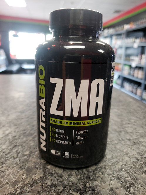 ZMA -Anabolic Mineral Support