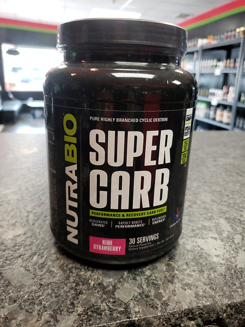 Super Carb Proformance & Recovery by NutraBio