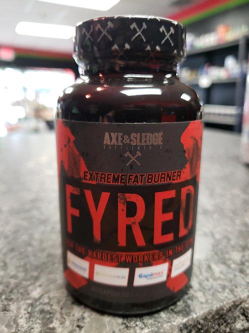Axe & Sledge  Extreme Fat Burner FYRED 🔥