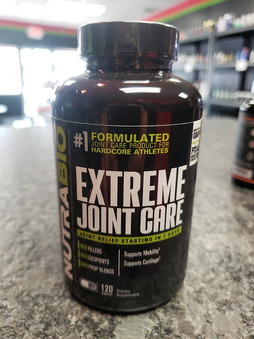 Extreme Joint Care by NutraBio