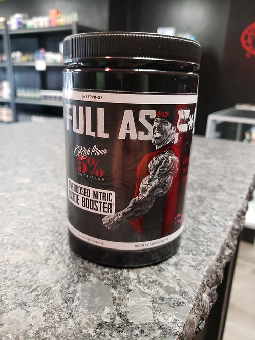 Full as F*ck by Rich Piana the Legend