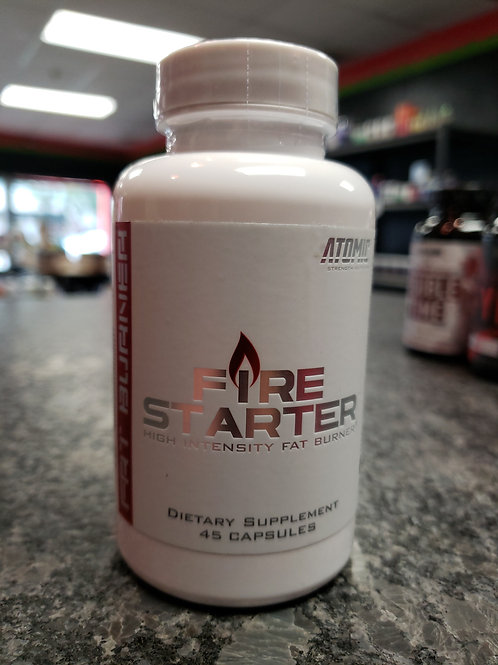 Fire Starter High Intensity Fat Burner 🔥